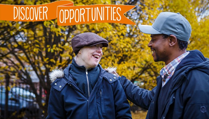 Discover opportunities - recruitment open days