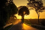 sunset road
