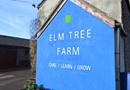Elm Tree Farm sign