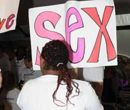 100 Voices on Sex