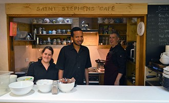 Saint Stephens Cafe Bristol