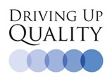 Driving Up Quality Logo